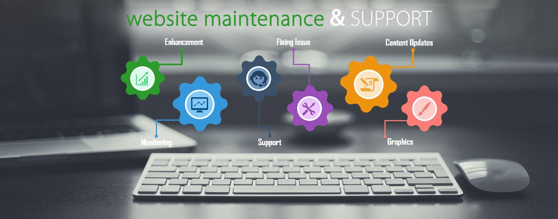 weboldalkarbantartás